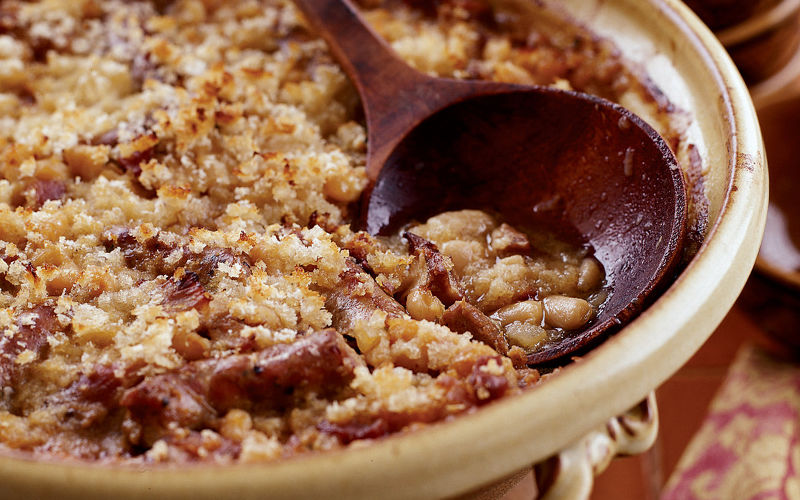 Eat Some Cassoulet!